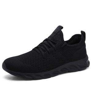 Vendita calda luce pattini correnti comodi Sneaker traspirante antiscivolo resistente all'usura walking outdoor Scarpe Uomo di sport Men Casual