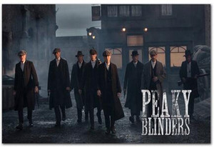 Peaky Blinders movie art wall decoration hot sale popular poster 66