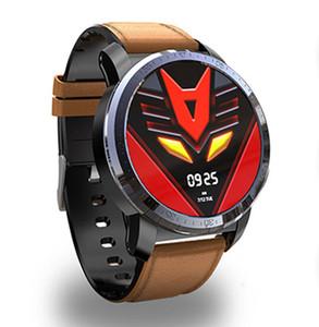 "KOSPET Optimus 2GB 16GB 8.0MP 800mAh IP67 Impermeabile Dual Systems 4G Smart Watch Men 1.39 ""454 * 454 Telefono smartwatch Android7.1.1"