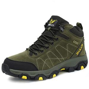 BOUSSAC Outono Inverno Outdoor Sports Caminhadas botas de montanha Escalada Sapatos Moda Unissex clássico Trekking Sneakers Casual