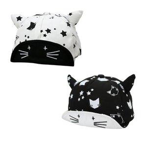 Cartoon Animal Cute Baby Hat Newborn Photography Props Hat For Boys Girls Summer Sun Hat Fashion Baby Boys Baseball Cap