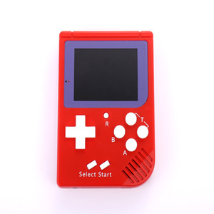 Hot selling RS-6 Portable Mini Handheld Game Console 8 bit 2.5 inch LCD Color Colour Children Game Player