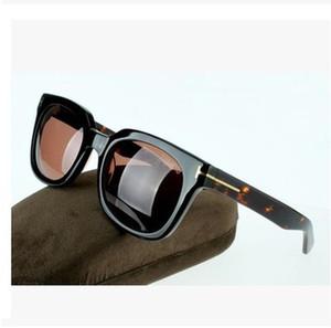 Wholesale- top große qualtiy Art und Weise 211 Tom Sonnenbrille für einen Mann eine Frau Erika Brillen ford Designer Marke Sonnenbrillen mit