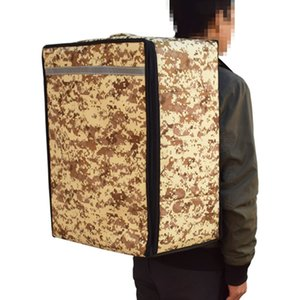 Diseñador-Lunch Bag 52L Mujeres Hombres Maleta de hielo Multifunción Food Picnic Cooler Box Bolsas de mano con aislamiento Contenedor de almacenamiento Mochila Equipaje