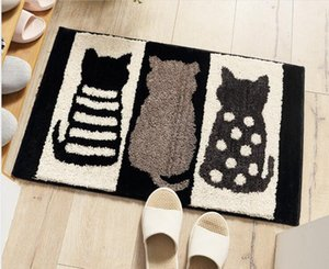 Carpets Living Roomand Rugs,keep cleaning , Home Style Soft Material,cute black and white ,cheap price,big