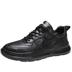 avec la boîte 2019 Hommes Chaussures de course Chaussures de sport étudiant pour hommes Marque Sport Designer Chaussures Noir Formateurs