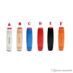 Ahşap Mokuru bardak Sopa Fidget Rollver Ahşap Spinner İnanılmaz D. Fidget Rollver fidget oyuncaklar Yenilik Gag Oyuncaklar Dekompresyon Oyuncak 9.2 cm * 2.5 cm