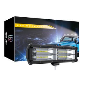 CRESTECH 9 Inc 144W Led Fari Fari del lavoro della luce impermeabile e antipolvere Work Lamp lampadine per auto
