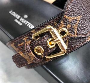 Европа и Америка модные сандалии вперед горячие продажи сандалии для мужчин и женщин дизайнерские плоские тапочки высокое качество цветочные печатные тапочки