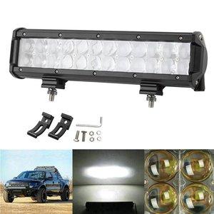 12inch 120w Car Led Flood  Spot Combo Work Light Bar Offroad Driving Lamp For Suv Truck Atv Off Road Fog Lamp Clt _40x