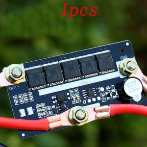 Placa de circuito de bricolaje portátil 12V de la batería de almacenamiento de soldadura por puntos máquina PCB Equipo de Puntos de Soldadura Los soldadores de la aguja para 18650/26650