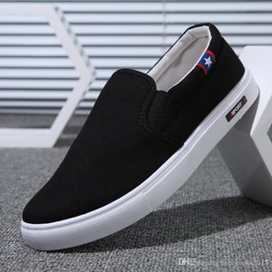 Summer Shoes Trend One Pedal Lazy Man Men &#039 ;S Korean Version Of Casual Shoes 100 Board Shoes Lao Ping And Lazy
