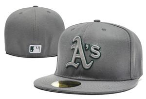 Cappellino aderente da donna di Oakland Cap Team Basketball Snapback regolabile da baseball di alta qualità