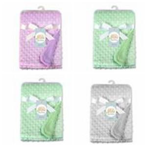 Bebê Peas Blanket Bedding Set Sofá Blanket crianças macias de espuma mantas Tapetes saco de dormir infantil sólidos Mantas Toalhas de banho Enrole EZYQ506