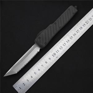 Miker bıçak 12 tür çift etkili karbon fiber Taktik Bıçak katlama bıçağı, yüksek kaliteli VG10 çelik karbon fiber, Mutfak maket bıçağı
