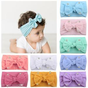 Ins arquea vendas del bebé lindo del diseñador de la princesa de las vendas de cintas para el pelo arco infante recién nacido palillos del pelo accesorios para el cabello A2638