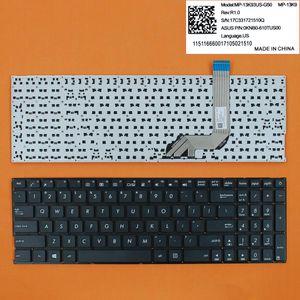 NOVO Inglês Laptop Teclado Para Keyboard ASUS X542BA X542 X542B X542U X542UR X542BP X542UN X542UF X542UA X542UQ US Laptop Repair