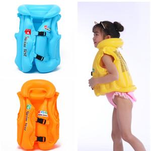 Kids Life Jacket 3colour 수영 수영 조끼 수영 재킷 어린이 수영복 액세서리 3-12 세 무료 FEDEX TNT