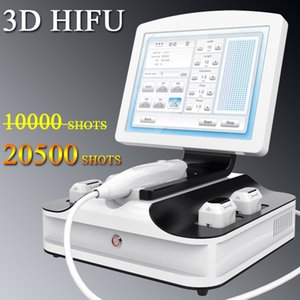 2D HIFU 몸 주름 제거 얼굴 HIFU 기계 초음파 기계 HIFU 얼굴 리프팅 뷰티 살롱 장비