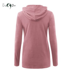 Pack of 3pcs Maternity Nursing Hoodie Sweatshirt Long Sleeve Breastfeeding Top Pregnancy Clothing Hoodies DropShipping Hot Sale