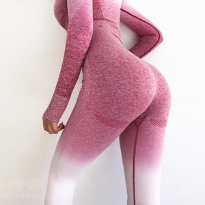 Frauen Hohe Taille Nahtlose Fitness Workout Leggings Sporting Activewear Jeggings Legging Bauch Control Damenbekleidung Q190509