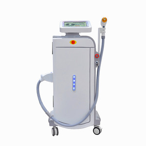 Hot Sell Vertical 808 Diode Laser Hair Removal Machine Price And Skin Whitening Machine With Ce And Free Shipping