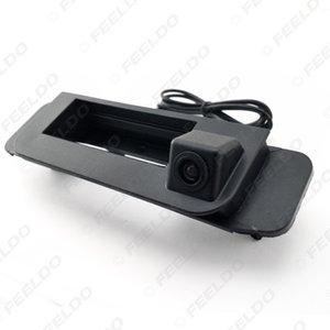 Автомобиль Магистральные Ручка резервного копирования Камера заднего вида для Mercedes Benz W205 C-класса 2015 2016 Reverse Camera # 2092