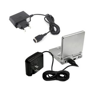 Nintendo NDS Game Boy Advance SP GBA Konsolu için AB ABD Fiş AC Güç Adaptörü Duvar Şarj