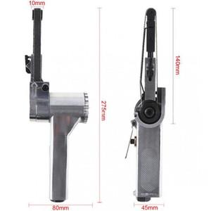 "3 8"" Air Belt Sander 16000rmp Air Angle Grinding Machine Sanding Machine belt compressor Compressor Sanding Polishing"