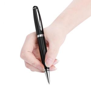 8GB المهنية تسجيل صوتي القلم تخفيض الضوضاء 2 في 1 صوت ستيريو تسجيل القلم المحمولة ميني يو القرص ل اجتماع الأعمال
