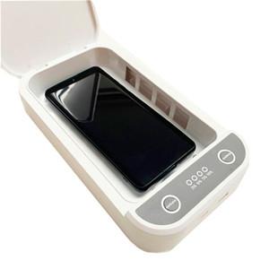 2020 supérieure stérilisation rapide et la boîte de stérilisation retrait acarien lampe stérilisante portable pour la désinfection de la vaisselle de la montre de masque de téléphone mobile