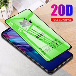 20D Protective Glass For Huawei P40 Lite P30 P20 Pro Lite Mate 30 20 Y5 Y7 Pro Y9 Prime 2019 Nova 5T Screen Protector Tempered Glass