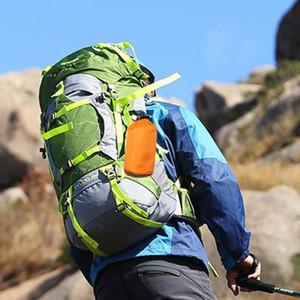 Resistente ao desgaste Sleeping Bag preservação do calor Outdoor Sports Backpack portátil saco de dormir térmico Survival aborda emergência