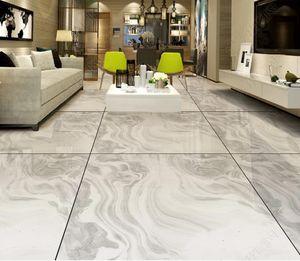 Papel de parede personalizado 3d piso de diamante pérola 3d papel de parede adesivos de revestimento de vinil papéis de parede decoração da sua casa