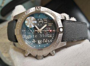 Herrenuhr Herren Automatikuhren Chronograph Eta 7750 Herren Kalender Titan Carbon Avenger Colt Sport Valjoux Gf 45mm Fabrik Armbanduhren