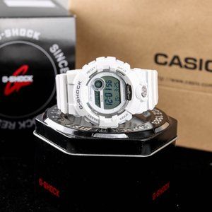 Wholesale Shock Sport Wrist Watches G Style Waterproof Men's Watches Rubber Strap All Function Work Hot Selling Watches With Box