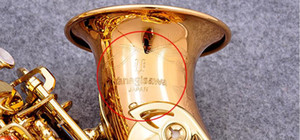 일본의 Yanazawa 992 소프라노 색소폰 BbTune 음악 악기 전문가 급 무료 배송 곡선