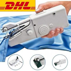 DHL سفينة الحرة هاندي غرزة محمول الكهربائية ماكينة الخياطة البسيطة المحمولة الرئيسية الخياطة خيارات الجدول باليد واحدة الإبرة اليدوية DIY أداة