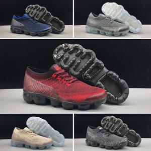 Nike Air Flyknit 2.0 W 2018 yeni bebek çocuk erkek kız koşucu Rahat Ayakkabılar erkek kız es eğitmenler örgü sneaker Hava yastığı çocuk ayakkabı