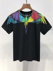 2020 Moda hombre verano auténtico Tiempo Libre camisetas de manga corta de impresión ampliar el código de estilo de hombres 11285 Bueno