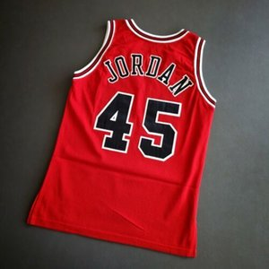 Cheap 100% Stitched Michael Jor dan Champion 94 95 Jersey Size XS-5XL pro cut Top Basketball jerseys
