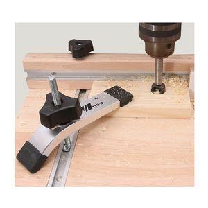 Деревообработка T Дорожка Slider M8 T Винт М8 Гайка пила Таблица обязанности удержания вниз Зажим для T-Slot T-Track Wood Work DIY Инструменты