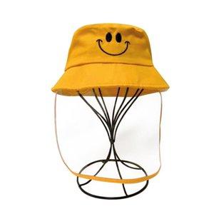 Dustproof Hat Isolation Sunscreen Hat Children's Anti-fog Fisherman's Hat Anti-saliva Protection Cap Hot In Sale