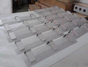 Plastize Titanyum Mesh Anot Su Anotlama PlakasıTitanyum Anot Için Gemi Hull Katodik Kaynağı su arıtma titanium anot
