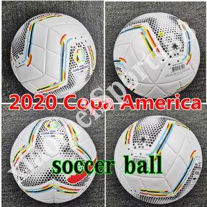 2020 Copa America Fußball Finale KIEW PU Größe 5 Bälle Granulat rutschfester Fußball Freie hochwertige Kugel Versand