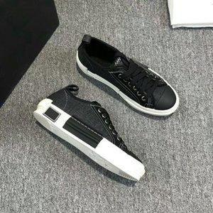 coopération limitée B23 « single m classique comme la vision principale, de la manière de l'impression de grande surface sur la partie supérieure 101 Lovers shoes36