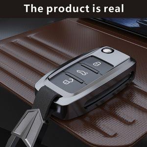 caso de cáscara de la llave del coche de alta calidad Juego de llave de control para Volkswagen Golf VW Passat 6 Jetta Bora Sagitar del polo Tiguan Lavida Santana C-TREK