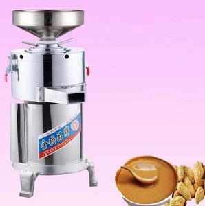 Tahini commerciale 15kg / h che fa burro di arachidi a macchina che fa il mulino a macchina della smerigliatrice del burro di arachide dell'acciaio inossidabile