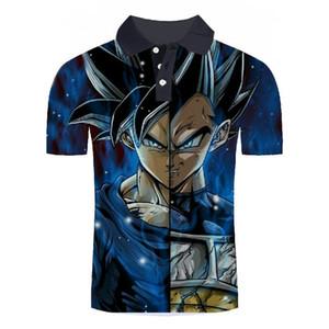 2019 neue Kleidung Z 3d Menshemden Art und Weisepoloshirt- para hombre lässig camiseta masculina topstees gedruckt