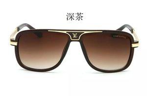 All'ingrosso-freddo di modo degli occhiali da sole Uomo nero Città Mask SP occhiali da sole del progettista di marca Sunglass Eyewear di nuovo stile Hipster Occhiali da sole 9239